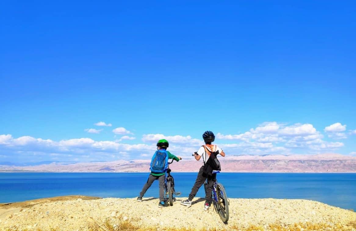 השכרת אופניים בים המלח